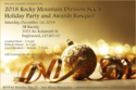 RMD Holiday Party & Awords